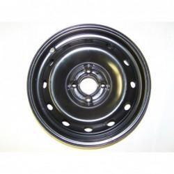 "Plechový nový disk 15"" - Renault - 6×15 - 4×100×60 - ET 43"