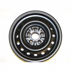 """Plechový použitý disk 15""""- Toyota - 6,5×15 ○ 5×114,3×60 ○ ET 50"""