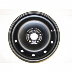 """Plechový použitý disk 16"""" - Renault - 6×16 - 5×114,3×66 - ET 39"""