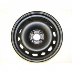 "Plechový použitý disk 16"" - Peugeot - 7×16 ○ 4×108×65 ○ ET 32"