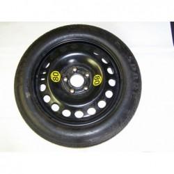 """Dojezdové kolo použité -16"""" - Saab -Opel - 4×16 - 5×110×65 - ET 41"""
