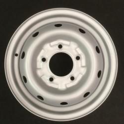 """Plechový použitý disk 15"""" - Lublin - 5,5×15 ○ 5×139,7×95 ○ ET 45"""