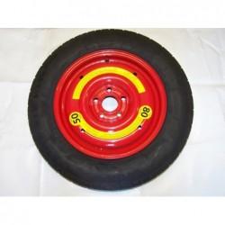 """Dojezdové kolo použité -15"""" -Renault -5,5×15 ○ 5×108×60 ○ ET 48"""