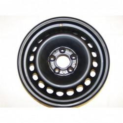 """Plechový použitý disk 16"""" - Mercedes - 6×16 ○ 5×112×66,5 ○ ET 46"""