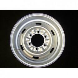 """Plechový použitý disk 15"""" - Hyundai - 6×15 ○ 6×139,7×108 ○ ET 25"""
