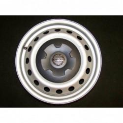 "Plechový nový disk 16"" - Nissan - 6×16 ○ 5×118×71 ○ ET 50"