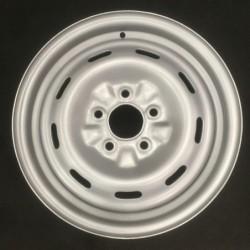 """Plechový použitý disk-15"""" - Nissan - 6× 15 ○ 5× 114,3× 66○ ET 40"""