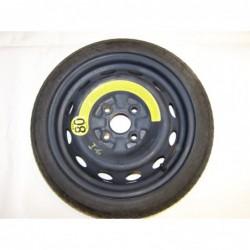 """Dojezdové kolo použité - 14"""" - Hyundai, Kia - 4×14 ○ 4×100×54 ○ ET 46"""