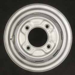 """Plechový použitý disk 13"""" - Trabant - 4×13 ○ 4×160×110 ○ ET 35"""