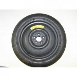"""Dojezdové kolo použité -16"""" - Subaru -4×16 ○ 5×100×56 ○ ET 50"""