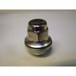 Matice Alu Ford s podložkou + vodítkem - uzavřená - 12×1,5 ○