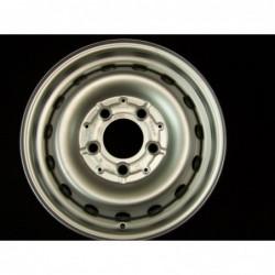 """Plechový použitý disk 15"""" - Mercedes - 6×15 - 5×130×84 - ET 51"""