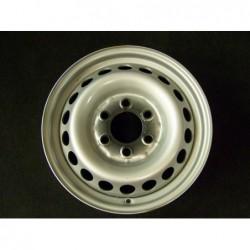 """Plechový nový disk 16"""" - Mercedes - 6,5×16 ○ 6×130×84 ○ ET 62"""