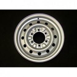 """Plechový nový disk 15"""" - Hyundai - 6×15 ○ 6×139,7×106,5 ○ ET 35"""