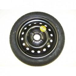 """Dojezdové kolo použité -15"""" - Nissan - 4×15 - 4×100×60 - ET 40"""