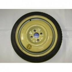 """Dojezdové kolo použité -15"""" - Toyota -4×15 ○ 4×100×54 ○ ET 45"""