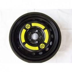 """Dojezdové kolo použité -18"""" - VW -6,5×18 ○ 5×120×65,1 ○ ET 53"""