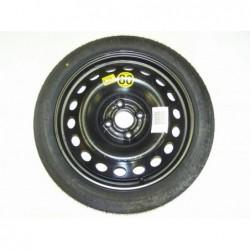 """Dojezdové kolo použité -16"""" - Opel -4×16 ○ 4×100×56,5 ○ ET 41"""