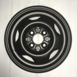 """Plechový použitý disk-13"""" - VW - 4,5×13 ○ 4×100×57 ○ ET 38"""