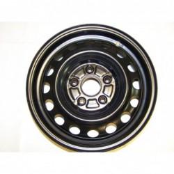 "Plechový nový disk 15"" - Fiat, Suzuki - 6×15 ○ 5×114,3×60 ○ ET 50"