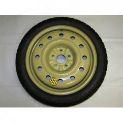 """Dojezdové kolo použité -17"""" - Suzuki, Toyota - 4×17 - 5×114,3×60 - ET 39"""