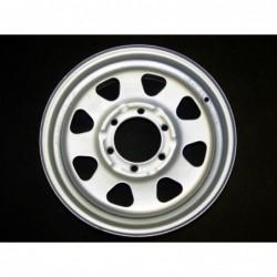 """Plechový použitý disk 16"""" - Nissan - 6×16 - 6×139,7×110 - ET 40"""