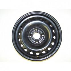 "Plechový použitý disk 14"" - Škoda, VW, Seat - 5×14 - 4×100×57 - ET 35"