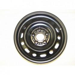 """Plechový použitý disk 15"""" - Mazda - 6×15 ○ 5×114,3×67 ○ ET 52,5"""