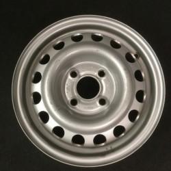 """Plechový použitý disk-13""""- Vlek - 4,5×13 ○ 4×100×57 ○ ET 38"""