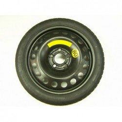 """Dojezdové kolo použité -16"""" -Opel -Fiat-Alfa- 5×110×65○ET 41"""