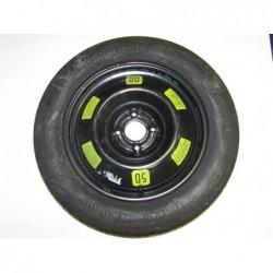 """Dojezdové kolo použité -16"""" - Peugeot, Citroen - 3,5×16 - 4×108×65 - ET 10"""