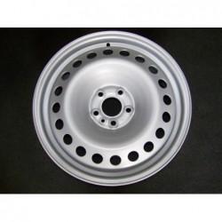 "Plechový použitý disk 16"" - Fiat -Opel- 6×16 - 5×98×58 - ET 36,5"