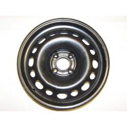 """Plechový použitý disk 16"""" - Citroen, Peugeot - 6×16 - 4×108×65 - ET 23"""