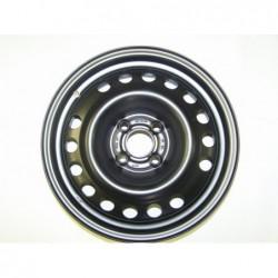 """Plechový použitý disk 15"""" - Opel - 6×15 ○ 4×100×56,5 ○ ET 43"""