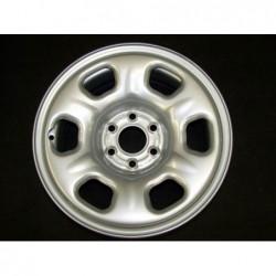 """Plechový použitý disk 16"""" - Nissan - 7×16 - 6×114,3×66 - ET 30"""