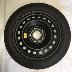 """Dojezdové kolo použité -16""""- Opel - 4×16 - 5×120×67 - ET 41"""