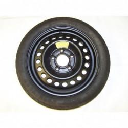 """Dojezdové kolo použité -15""""○ Opel ○ 4×15 ○ 5×115×70,3 ○ ET 45"""