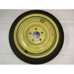 """Dojezdové kolo použité -15"""" - Mazda - 4×15 - 5×114,3×67 - ET 45"""