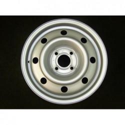 """Plechový použitý disk 14"""" - Dacia - 5,5×14 ○ 4×100×60 ○ ET 43"""