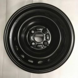 """Plechový použitý disk-14"""" - Toyota - 5×14 ○ 4×100×54 ○ ET 39"""