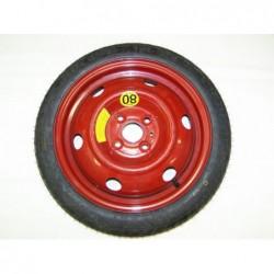 """Dojezdové kolo použité -15"""" - Kia - Hyundai - 3,5×15 - 4×100×54 - ET 46"""