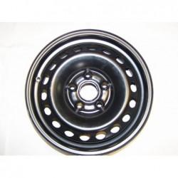 """Plechový nový disk 15"""" - Škoda, VW, Seat - 6×15 ○ 5×112×57 ○ ET 47"""