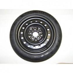 """Dojezdové kolo použité -15"""" - Chrysler - 4×15 - 5×100×57 - ET 38"""