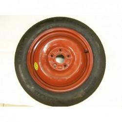 """Dojezdové kolo použité -16"""" - Toyota - 4×16 ○ 5×114,3×60 ○ ET 50"""