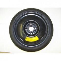 """Dojezdové kolo použité -15"""" - Kia + Honda - 4×15 ○ 4×100×56 ○ ET 45"""