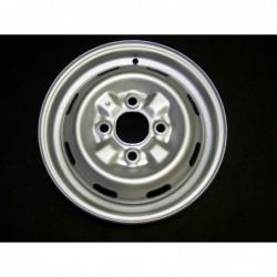 """Plechový použitý disk 12"""" - Nissan - 4,5×12 - 4×100×59 - ET 45"""