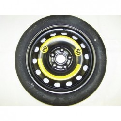 """Dojezdové kolo použité -16"""" - VW, Škoda, Seat,Audi - 5×112×57○ET 25,5"""