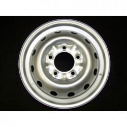 """Plechový použitý disk 16"""" - Lada-Vaz - 5×16 - 5×139,7×98 - ET 58"""