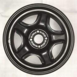 """Plechový strukturovaný použitý disk 16"""" - Renault - 6,5×16 -4×100×60 - ET 44"""