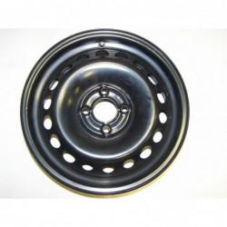 """Plechový použitý disk 15"""" - Renault, Dacia - 6×15 - 4×100×60 - ET 40"""
